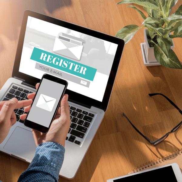 Free CRM Register